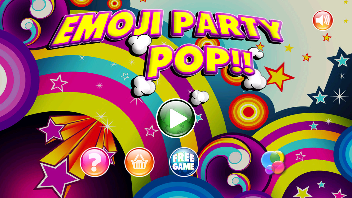 Emoji Party Pop Review and Discussion | TouchArcade