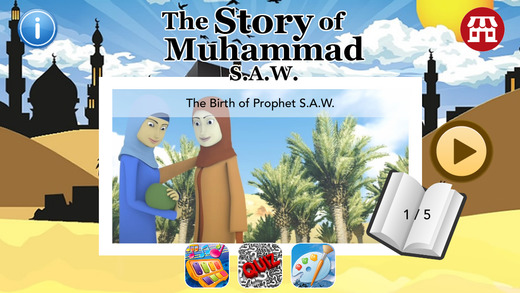 Story of Prophet Muhammad S.A.W.
