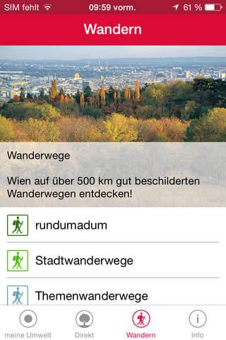 meine Umwelt in Wien screenshot 4