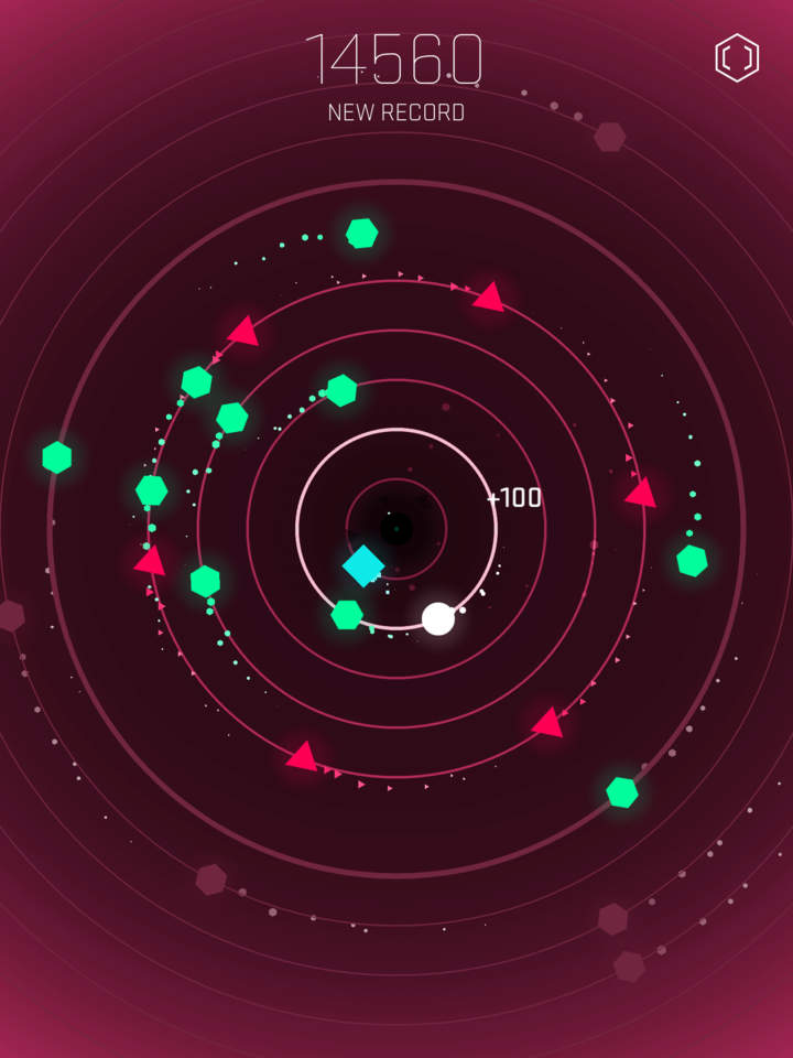 Test Your Endurance With Orbitum, A Fast-Paced Twitch Reflex Game (via @appadvice)