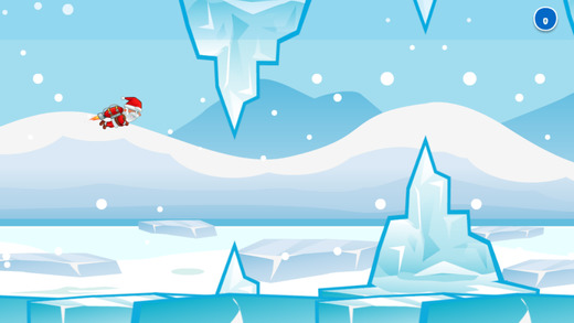 Mr. Flappy Santa Claus - Christmas Game