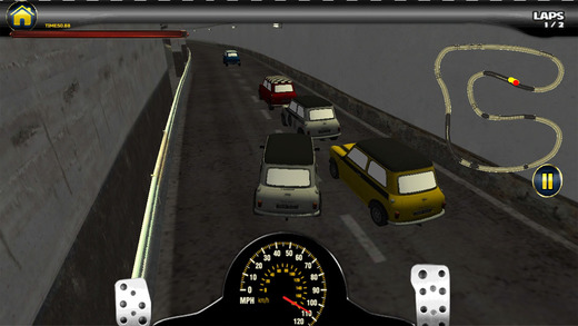 Crazy Mini Car Motor Racing 3D - Road Traffic Taxi Driver Rush Simulator