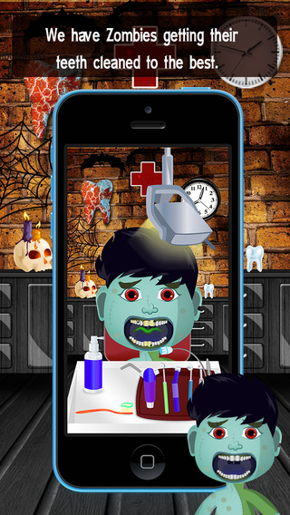 Zombie Monster Dentist