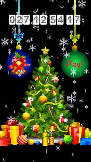 Christmas Countdown - Christmas Reminder with Game Fun