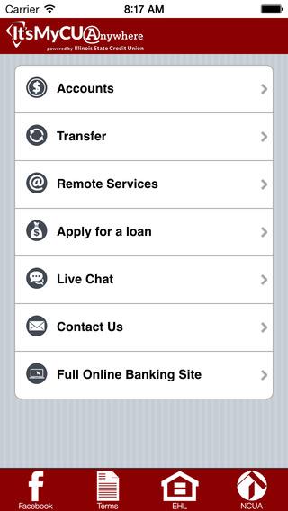 ISU Mobile Banking