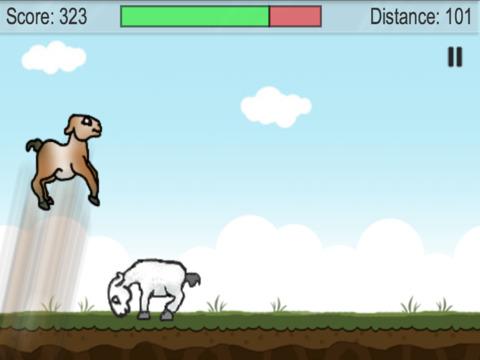 Buttermilk - The Bouncing Baby Goat Screenshots