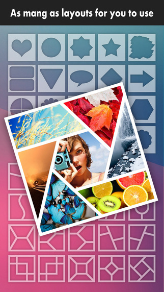 Frame Moment Pro - Grid Editor to collage crop your photos on instagram