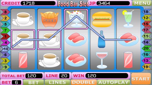Food Bar Slot