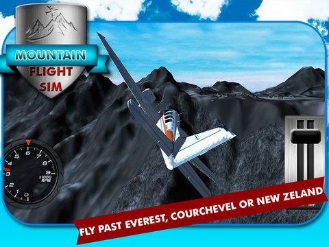Mountain Flight Simulator 3D Full Screenshots