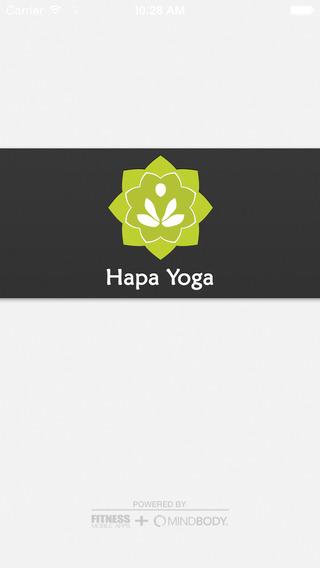 Hapa Yoga