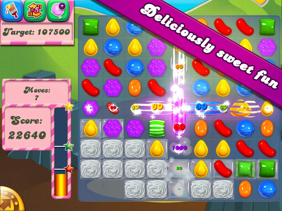Candy Crush Saga - iPhone Mobile Analytics and App Store Data