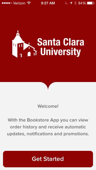 Santa Clara Bookstore – SCU Textbooks Apparel