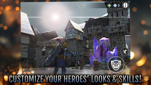 Heroes and Castles 2 Screenshots