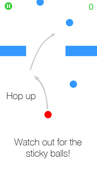 Sticky Balls - Simplest Game to Learn Easiest to Get Addicted
