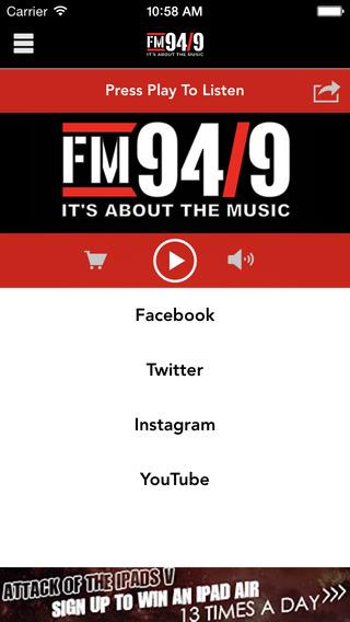 FM 94 9 San Diego KBZT