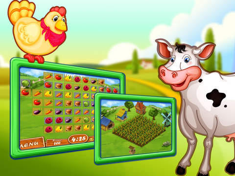 Planet Farm Adventure HD