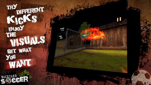 Backyard Soccer 3D