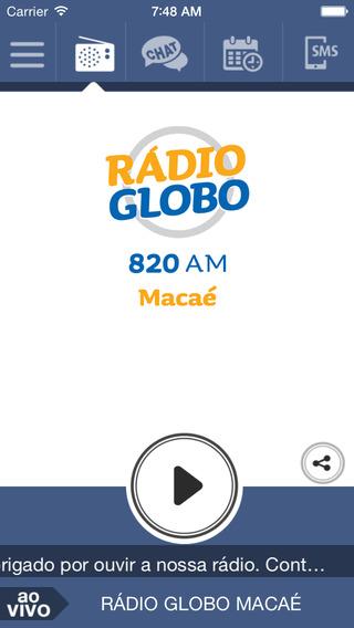 Rádio Globo Macaé AM 820