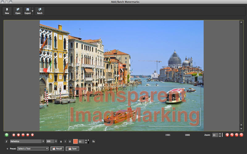 Watermark Image Pro Screenshot - 5