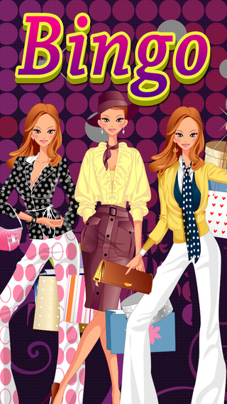 All Fashion Blitz World Star Bingo Games HD Pro