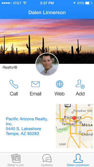 Dalen Linnerson - Pacific AZ Realty