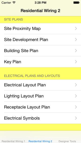 【免費教育App】Residential Wiring Diagrams Sample-APP點子