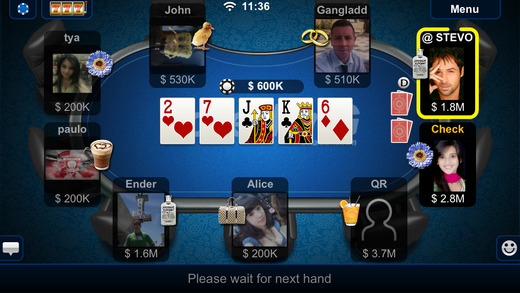 holdem poker app
