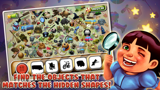 Hidden Objects: Where's the Mystery Object Full Game
