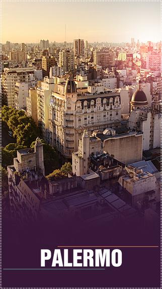 Palermo City Offline Travel Guide
