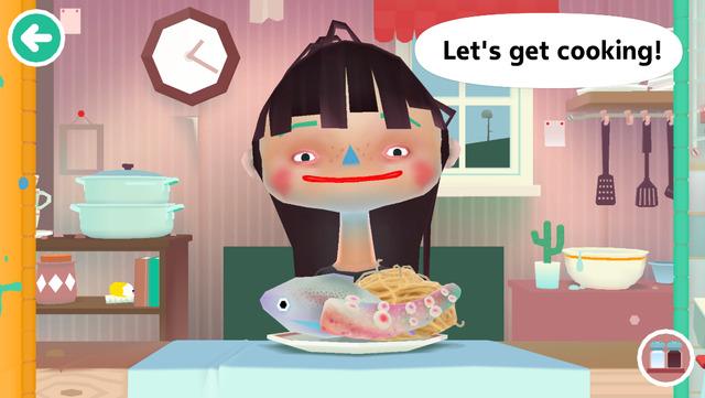 Free App Sale : Toca Kitchen 2 - alright kids, Let's Get Cooking!