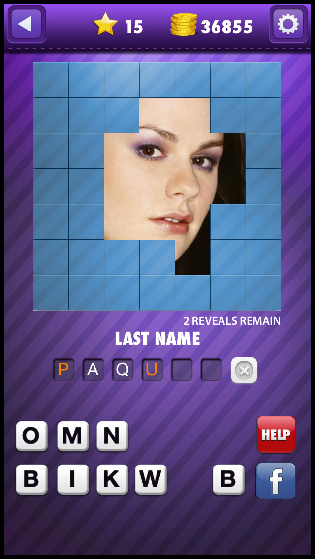 Celebrity face guessing game apps