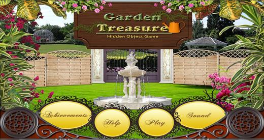 Garden Treasure - Free Hidden Object Games