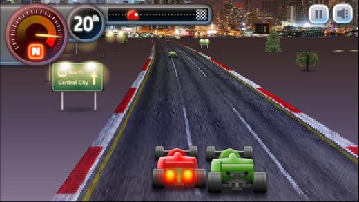 Speed Racing Rush - World Tour Car Speed Race To Horizon Game