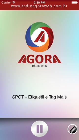 Rádio Agora Web