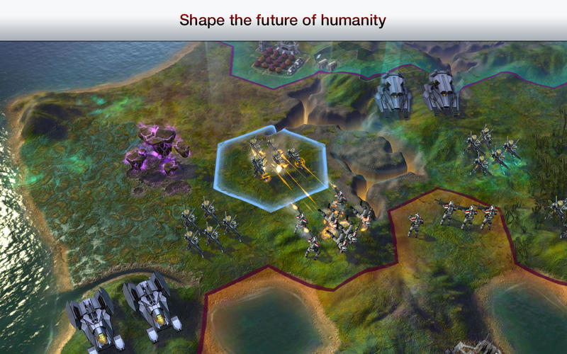 Civilization Beyond Earth Screenshot - 5