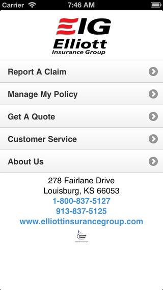 Elliott Insurance Group