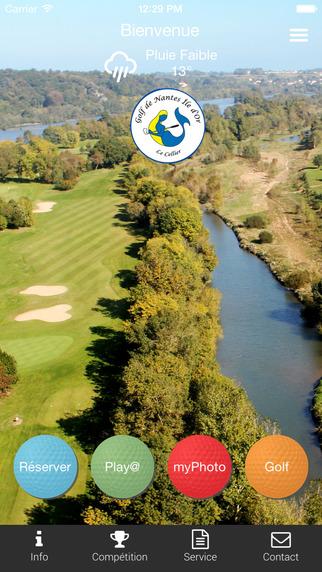 【免費運動App】Golf de l Ile d Or-APP點子