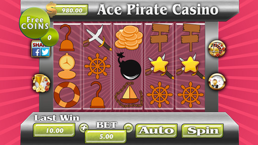 AAAce Pirate Casino