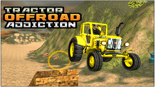 Tractor Offroad Addiction