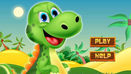 Racing Dino Escape - Roar Rampage in Lost Island F