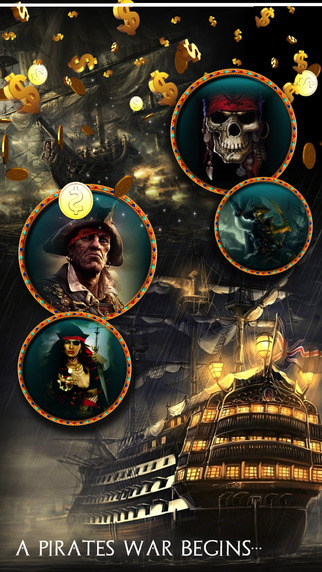 Aaztec Pirates Adventure Slots - Play a Free Classic Casino Game Feel Super Jackpot Christmas Party