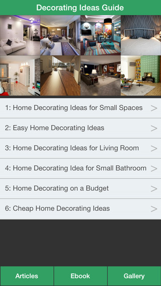 Decorating Ideas Guide - A Guide To Decorating Your Home
