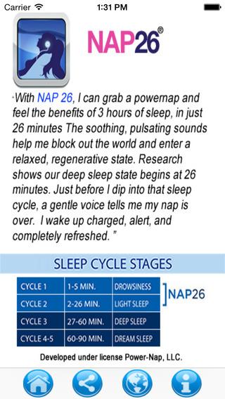 NAP26 iPhone