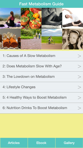 Fast Metabolism Guide - How To Boost Your Metabolism For Healthy
