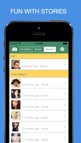 SnapHack for Snapchat - Download save snap photo and videos on snapchat