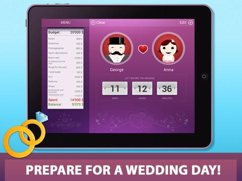 Wedding Budget GOLD HD
