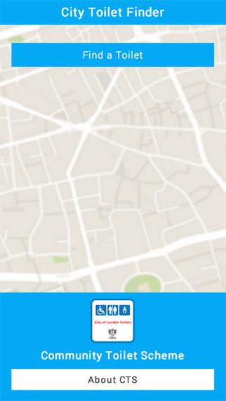 City Toilet Finder