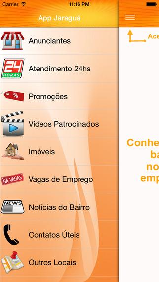 App Jaraguá