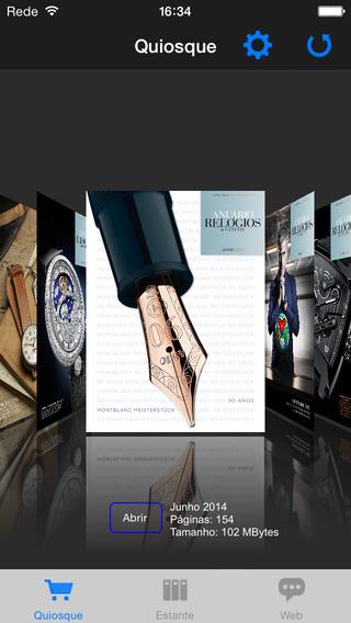 Relógios Canetas Online