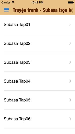 Truyện tranh - Subasa trọn bộ Pro